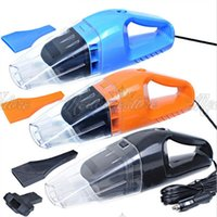 Wholesale 1 pieces V W Portable Handheld Lightweight Mini Car Home Vacuum Cleaner Dry Wet in Cable
