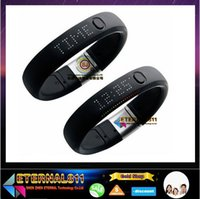 Wholesale New Arrival High Quality sport bracelet wristband for Nike Fuelband intelligent with Charger Cable Unlock Needle Joints