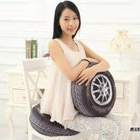 automobile bearing - 40cm plush toys The new creative doll The simulation of automobile tires Pillow doll girlfriend gifts for children