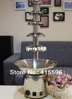 Wholesale 80CM Tiers Chocolate Fountain CE RoHS Approved