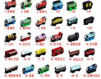 baby bicycle - 44 Style NEW Fun Magnetic Thomas and friends track Wooden Train toys baby learning education toys for children Gift