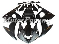 Wholesale YZF R6 Fairings for YZF600 R6 YZF R6 YZF R6 YZF R6 YZF600 R6 Matt Black