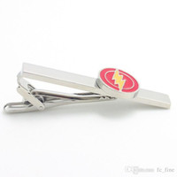Wholesale Factory Direct wit superhero series Dwyane tie clip Specials