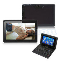 Wholesale 7 Inch Android Tablet PC Quad Core AllWinner A33 Bluetooth Dual Camera GB RAM GB ROM
