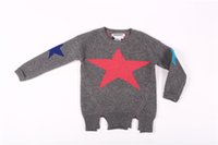 100 cashmere sweater - For Children s Cardigan Sweaters Unisex Kids Clothing Boys Ang Girls England Stars Security Give Baby Best Christmas Gift