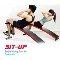 Wholesale Quality Sit up training machine maquinas slim abdominales curl body fitness exerciser abdominal exercises Russia