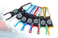 Wholesale Mountaineering buckle belt buckle buckle compass the mineral spring thermos kettle