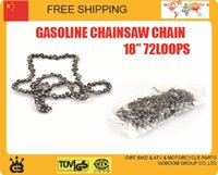 Wholesale gasoline chain Saw chain quot loops fit cc cc cc cc chainsaw order lt no track