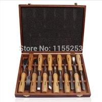 Cheap Free shipping 12pcs Wood carving tool set of 12 Carving chisel Carving Knife Carving Set