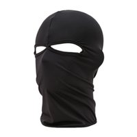 best rides - Best Deal New Unisex Outdoor Cycling Riding Dustproof Breathe Freely Lycra Two Holes Neck Protection Full Face Mask pc