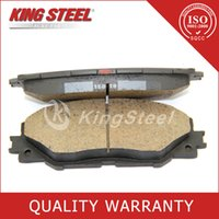 Wholesale Used For TOYOTA RAV4 ACA33 Auris Corolla XRS Front Axle Brake Pads