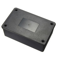Wholesale Brand New ABS Plastic Electronics Enclosure or Project Box Black x6 x4cm