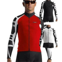 Wholesale assos new men s cycling jersey jacket in winter autumn with long sleeve cycling bike top of breathable anti UV bicycle wear clothing