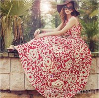 Cheap Casual Dresses beach dress Best Bohemian Dresses Summer casual maxi dress