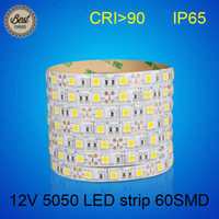 Wholesale Garland Tech Our Specials High CRI SMD5050 SMD Volt Led Lights IP65 Warm White White LED Strip Lights