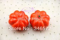 artificial pumpkin - Artificial pumpkin foam pumpkin fruit model props child early learning toy film props