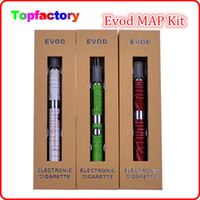artist gifts - MAP EVOD Kit Battery mah mah mah map evod Electronic Cigarettes Battery artist design with gift box design hot selling