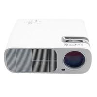 Wholesale US Stock BL HD P Mini projectors Home Cinema Theater quot inch LCD x480 D Portable Projector