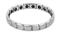 magnetic beads - woman styles Energy Magnetic Titanium Germanium Bracelet nano bracelet