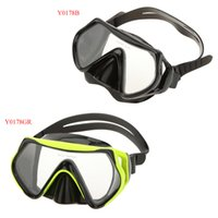 Wholesale Adult Anti fog Diving Equipment Adjustable Swimming Goggles Mask Glasses Y0178