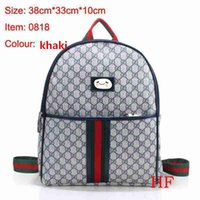 Wholesale 2015 leather Man backpack travel backpack fashion styles high quality G sale