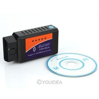 Wholesale Works On Android Torque V1 auto diagnostic tools ELM Interface OBD2 OBD scanner USB car diagnostic scan tool