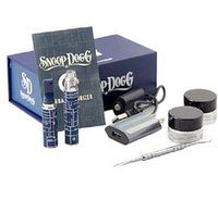 Cheap 2014 newest snoop dogg , snoop dogg vaporizer, dry herb vaporizer snoop dog kits glass atomizer