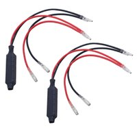 Wholesale New Motorcycle Turn Signal Indicator LED Load Resistor Flash Blinker Fix Error order lt no track