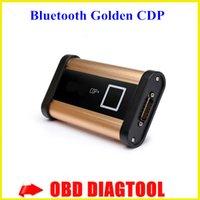 autocom - New Golden CDP Bluetooth Car diagnostic tool for AUTOCOM best CDP Pro for cars trucks Compact Diagnostic Partner