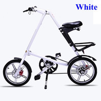 strida bike - Top STRIDA folding bike inch Aluminum alloy folding bike flexible inch Spokes none spoke wheels available colors for choice