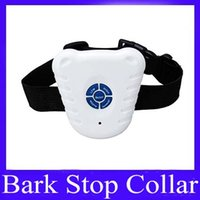 bark cloth - Mini Ultrrasonic dog collar to stop dog bark MOQ