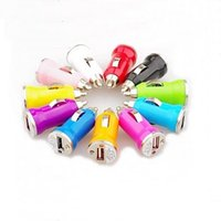 assorted cars - General Mini DC V A USB Auto Car Charger Adapter for USB mobile phone Samsung and Others Assorted Colors