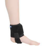 adjustable heels - Breathable Open Heel Adjustable Ankle Brace Support Wrap For Ligaments Loose Sports Sprain Dearticulation