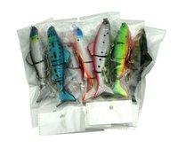 Секция моделирования приманок для рыбной ловли 12,5 см Секция моделирования приманок для рыбной ловли ABC Пластиковые мягкие приманки Рыболовные снасти Leurre Peche