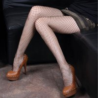 Cheap 2015 Fashion Woman Sexy fishnet stockings women's tights lady pantyhose compression hose collant female nylon tights shiny lace