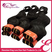 Wholesale Brazilian human hair g pc unprocessed brazilian body wave hair bundles brazilian virgin hair extensions
