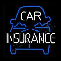 bar insurance - 22X17 quot CAR INSURANCE NEON Custom LOGO Neon Light Sign Store Display Beer Bar NEON SIGNS LIGHTS Light Sign Corona