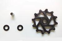 Wholesale Bicycle rear derailleur pulley ceramic t Jockey Wheel SRAM XX1 Ceramic Sealed Bearing Jockey Wheel