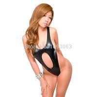 Cheap leather lingerie Best bikini swimsuit
