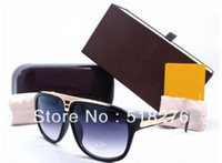 Wholesale New EVIDENCE sunglasses Millionaire Sun Glasses men women sunglasses sunglasses Red