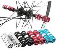 Wholesale Mountain bike foot rail socks mat balancing pole belt bicycle rocket tube a pair of