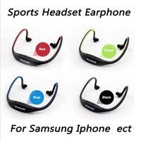 Cheap Sports Stereo Wireless Bluetooth Best Headset Earphone Headphones