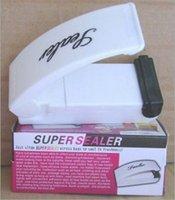 Wholesale Mini home sealing machine small household plastic food bag sealing machine Hand Sealer vacuum sealer
