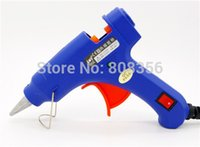 Wholesale Handy Professional High Temp Heater Hot Glue Gun with Glue Sticks Graft Repair Heat Ggun Pneumatic Tools W