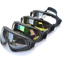 Wholesale High quality X400 ski glasses cycling goggles PC UVA UVB protection ANSI Z87 strandard colors optional