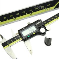 Wholesale LCD Electronic Digital Gauge Stainless Vernier Caliper mm inch Micrometer