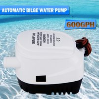 automatic submersible pumps - New V GPH Automatic Bilge Automatic Submersible Electric Water Pump for Salt or Fresh Water
