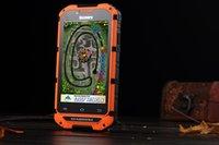 dual sim phones gsm cdma - IP67 waterproof Discovery V6 phone shockproof dustproof GSM CDMA telephone dual core dual sim mobile phone cell phone orignal