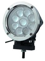 30 Degree 5 6000K High Quality 5 Inch 45W LED Driving Light 9pcs*5W Waterproof Pass CE ROHS EMC Motorcycle Lighting fog light