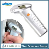 Wholesale Car Tire Diagnostic Tool Car Digital Tire Pressure Gauge Bicycle Bike Car Tire Tyre Tester SW8855H